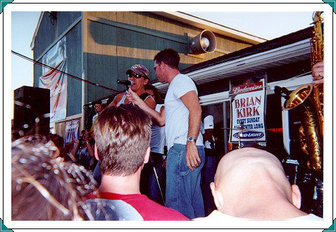 Bruce Springsteen Labor Day 2001