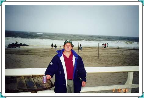 Hurricane Floyd 9/16/1999